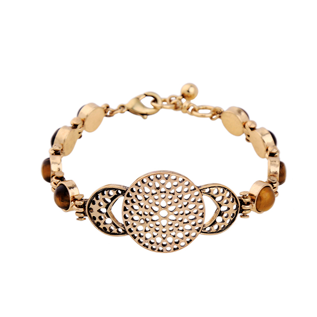 wsqexvyufyrd bracelet steel bracelete gold china cuff stainless girls bracelets product jewelry flower hollow