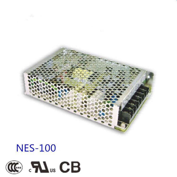 Free shipping 1pc  NES-100-12 102w 12v  8.5A Single  Output Switching Power Supply цена и фото
