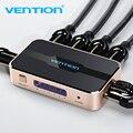 Venção HDMI Splitter Mudar Entrada 5 1 3 Saída HDMI Switcher Entrada Ouput para XBOX 360 PS4 1 Inteligente Android adaptador HDMI HDTV 4 K