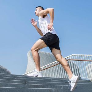 Image 5 - Xiaomi short de secagem rápida masculino, casual, reflexivo, seda, sem fettered, fitness, para corrida