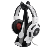 Gaming Headphone Stand Earphone Holder Professional Display Rack Headset Hanger Bracket For Sony AKG Sennheiser