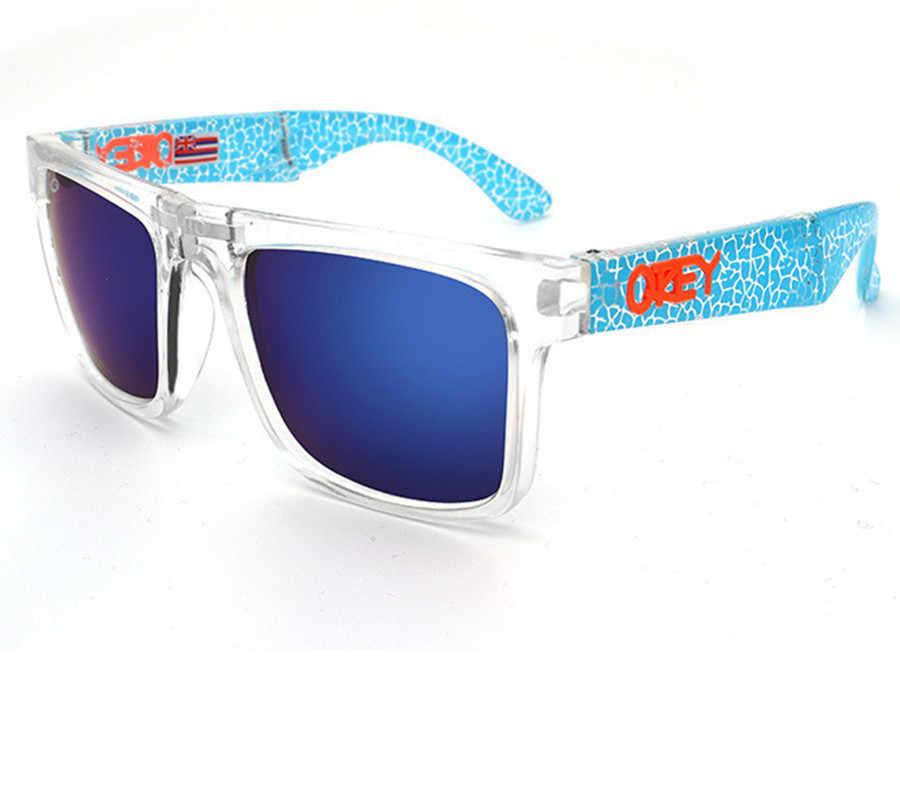 b47a99d32878b ... Folding Sunglasses KEN BLOCK Brand Designer Sun Glasses Reflective  Coating Square Spied For Men And Women ...