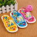 Summer Toddler Shoes Soft Sole Anti_slip Baby Sandals Slipers High Quality 3 Colors Children Shoes Boys Girls
