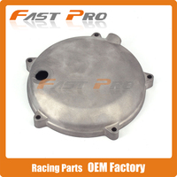Motorcycle Right Side Engine Clutch Cover For ZS177MM ZONGSHEN NC250 KAYO T6 K6 BSE J5 RX3 ZS250GY 3 4 Valves Parts