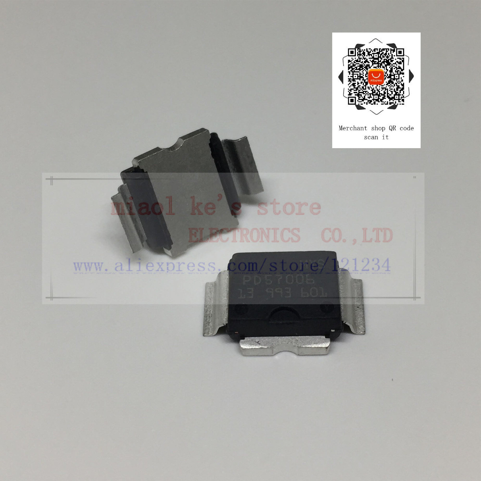 100%New original; PD57006TR-E PD57006TR PD57006-E PD57006 PD 57006 - FET RF 65V 1A 6W 15dB 945MHZ LDMOS PWRSO-10100%New original; PD57006TR-E PD57006TR PD57006-E PD57006 PD 57006 - FET RF 65V 1A 6W 15dB 945MHZ LDMOS PWRSO-10