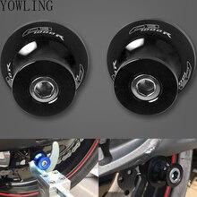 8 мм аксессуары для мотоциклов подставки винты Swin garm маятник Катушки слайдер для HONDA CB1000R CB 1000R 2008