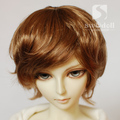 1/3 1/4 1/6 1/8 scale BJD wig short hair for BJD/SD DIY doll accessories.Not included doll,clothes,shoes,and other 16C1043