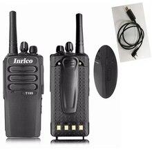 Sim card walkie talkie Network intercom wifi bluetooth walkie talkie Handy T199 Two Way Radio SIM Card Public Network radio