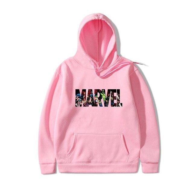 2019 New Marvel Hoodies Men Brand Suprem Japanese Hooded Sweatshirt Mens Hoodie Tracksuit Sweat Coat Casual Sportswear 3