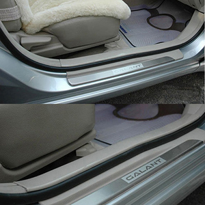 Image 4 - 20CM*100CM Car Stickers Door Lacquer Protect Film Anti Scratch Transparent Car Cover Car Accessories For all Models