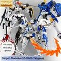 Dragão MoMoko Tallgeese 1 2 3 EW Gundam MG 1/100 OZ-00MS PVC Figuras de Ação de Plástico Montados Hobby Brinquedos Para Crianças Com Caixa Original