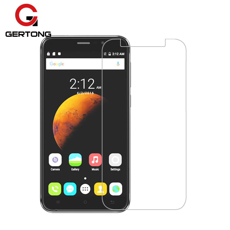 GerTong Tempered Glass For Cubot R9 Note S Dinosaur Magic Screen Protector For Cubot R9 Note S Dinosaur Magic Front Glass Film