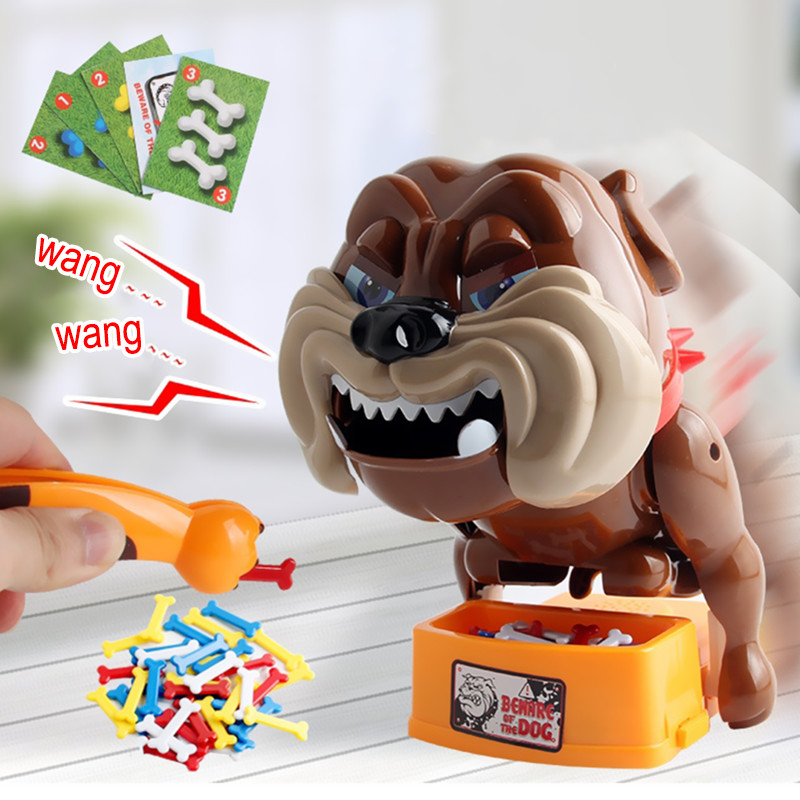 цена Belldog Rob Bones Desktop Game Gift For Kids Toy Multiplayers Family Game Toy Novelty Gag Toy Parent Child Interaction Game