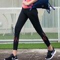 GERTU Fitness Clothing Skinny High Elastic Leggings 4 Style Color Pants 2016 Summer Women Sportswear Fitness Leggings