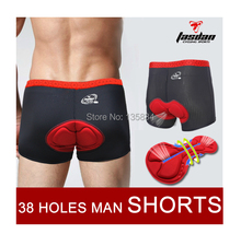 High Quality  2014 Brand New Man Bike Bicycle Shorts Sportwear Men's Cycling Underwear Gel 3D Padded Outdoor  Man Cycling Shorts