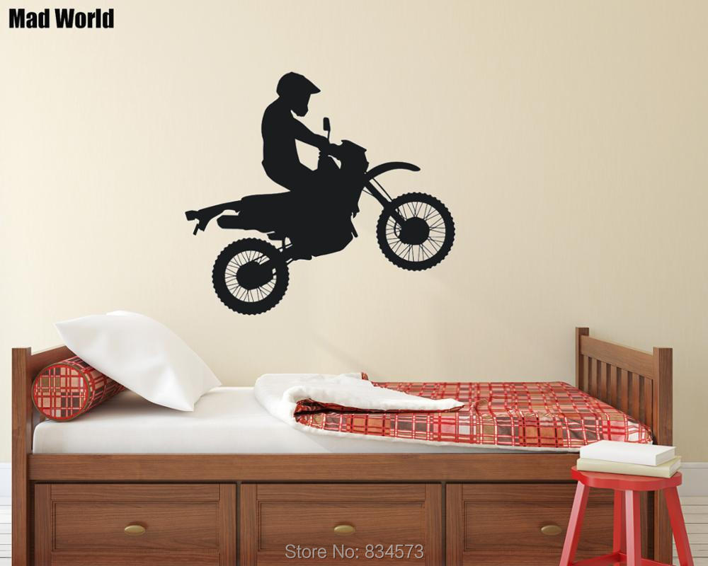 2 Sheets Stickers Motocross Dirt Bikes Motorcycles The Paper Studio
