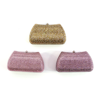 Clutch Bag Women White Crystal Clutch Purse for Ladies Cocktail Dinner Party Wholesale Brand Name Handbag Clutch(FC 1018)