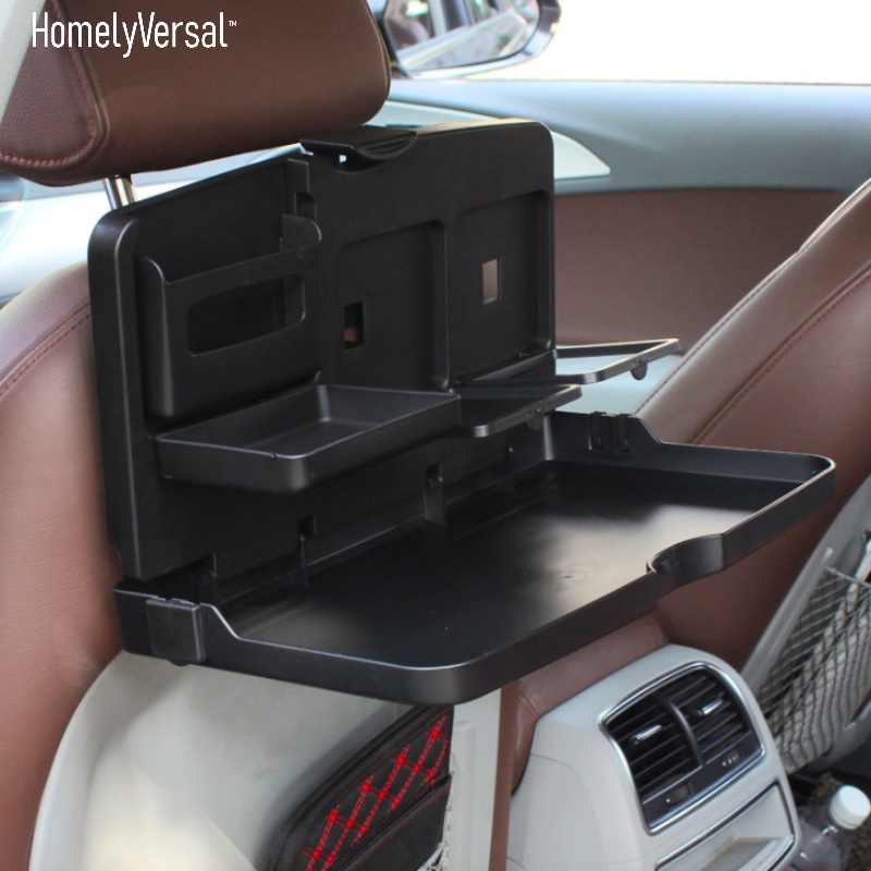 Muti-Funcional Tablet Bracket Back Seat Car Holder Suporte para Ipad Tablet Car Mount Encosto de cabeça do Carro de volta Mesa iPad titular estande