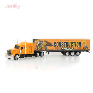 Jenilily 1 Pc Metal Car Truck Diecast Model Kid Children
