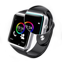 A1 Smart Watch With Camera Bluetooth Pedometer Sleep Tracker For Android Smartphone