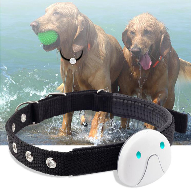 Waterproof WIFI Smart With Collar Voice Call Locator Electronic LBS Location Tracking Pet GPS Tracker Real Time Durable Cat Dog