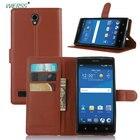 for ZTE Zmax 2 Z958 Z955L 5.5'' Wallet Flip Leather Case for ZTE Zmax 2 Z958 Z955L phone Leather Cover case with Stand Etui>