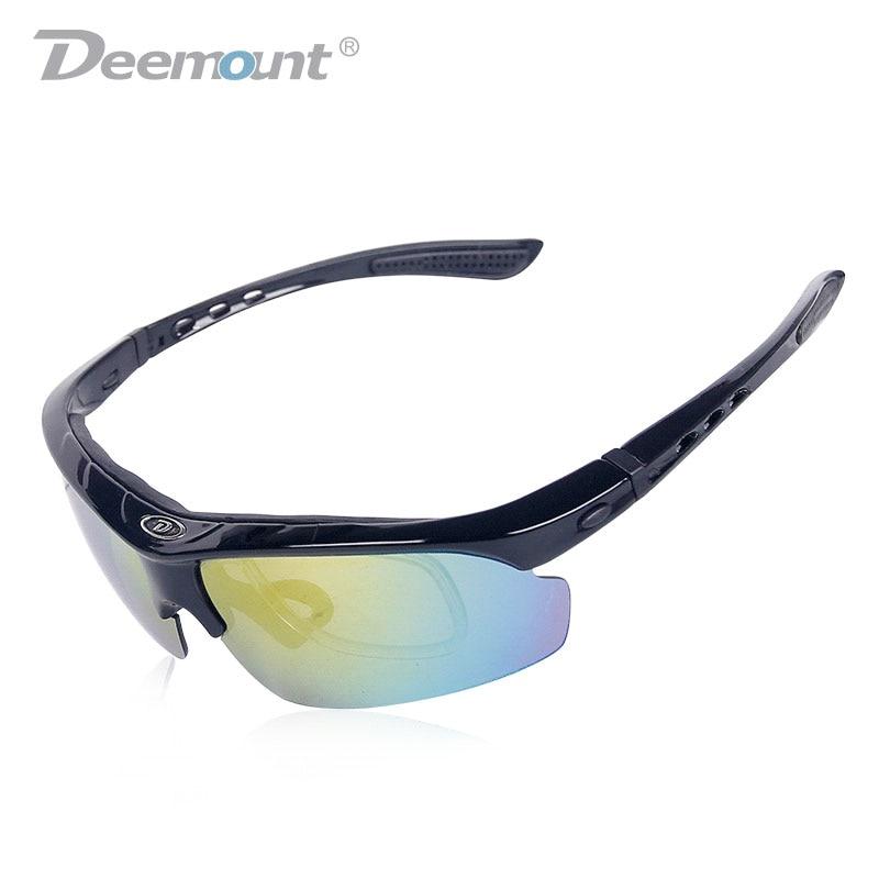 Aktiv Heiße Neue Radfahren Gläser Polarisierte Sport Brillen Fahrrad Reiten Wind Sonne Uv400 Schmutz Schutz Brille Brille 5 Pc Objektiv Myop