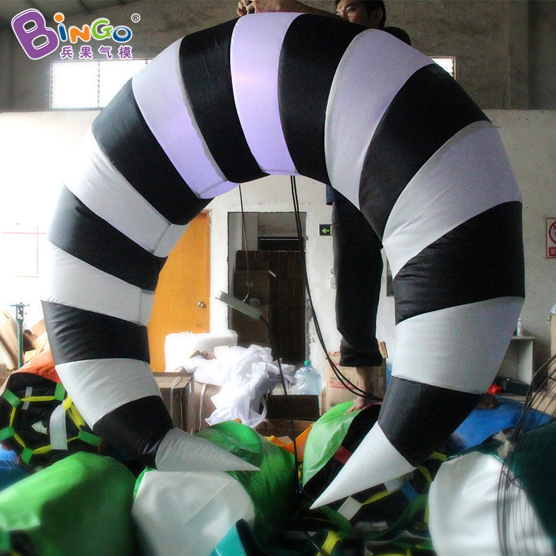 Free delivery wedding party decoration LED lighting 1.5M inflatable crescent moon for sale customized half moon lignt-up toysFree delivery wedding party decoration LED lighting 1.5M inflatable crescent moon for sale customized half moon lignt-up toys