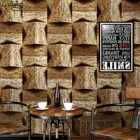 beibehang Retro nostalgic antique personality imitation marble wallpaper 3d stone pattern background wall papers home decor
