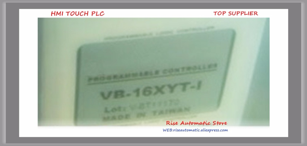 Brand New Original VB-16XYT-I PLC 24VDC 8 point input 8 point output Expansion Module vb 16yr plc new original 24vdc 16 point input expansion module
