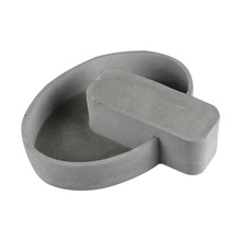 Silicone Concrete Mold for Handmade Flowerpot Mould DIY Craft Cement Planter Making