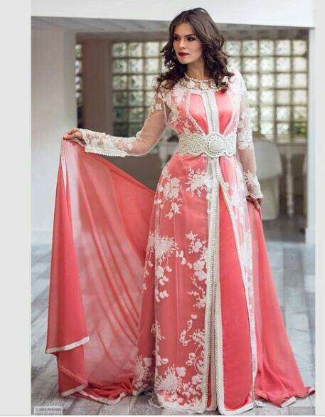 E MARRY New Arrival Arabia Long Sleeves Suit Evening Dress 2016 ...