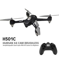 F18978 HUBSAN H501C X4 1080P Camera Brushless Quadcopter GPS Automatic Return RC Drone for Beginners