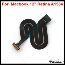 "Faishao חדש Touchpad Trackpad סרט להגמיש כבל 821 1935 A 821 00507 A עבור Apple Macbook 12 ""רשתית A1534 2015 2016 2017 שנה"