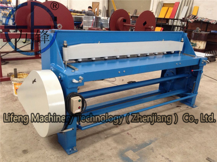 Electrical Type Q11 3*2000 Plate Cutting Machine Lifeng Sheet Metal Cutters for hot sale