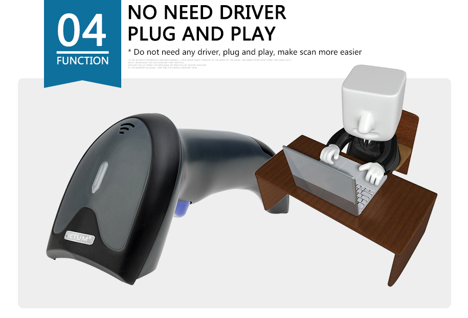 barcode scanner wireless