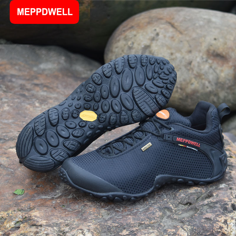 MEPPDWELL 2017 Spring Autumn Unique Feature Water Proof Leisure Walking Shoes Men Confortable Fashionable Male Shoes