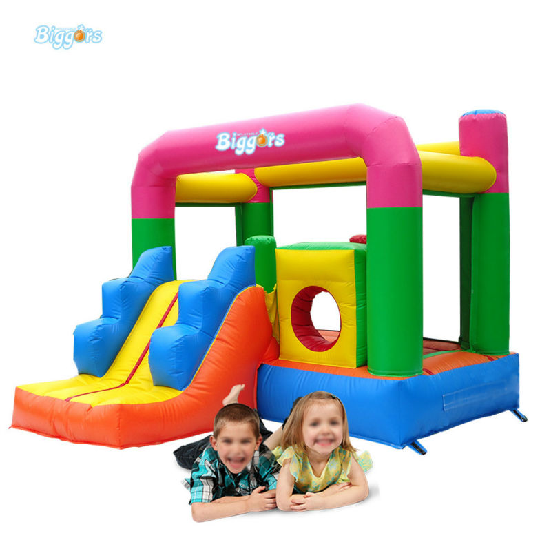 Inflatable Biggors Inflatable Jumping Trampoline Rental For Party цена 2017