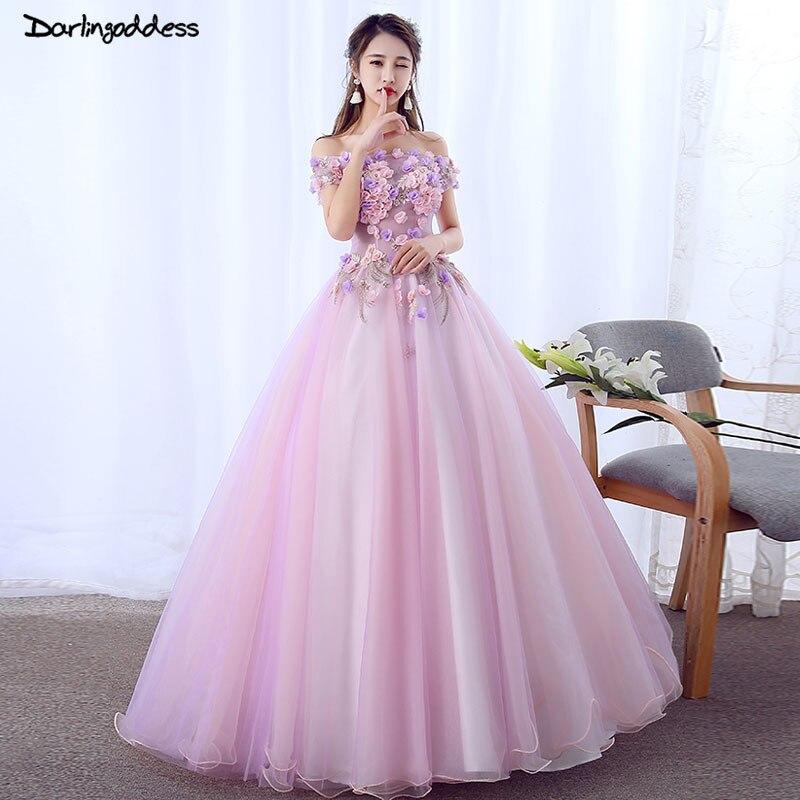 864acdbe0 ... 16 Vestido Vestidos De 15 Años · Vestido Rosa Debutante Vestidos  Quinceanera vestido de Baile Longo Vestido de Baile Com Flores Masquerade  Doce