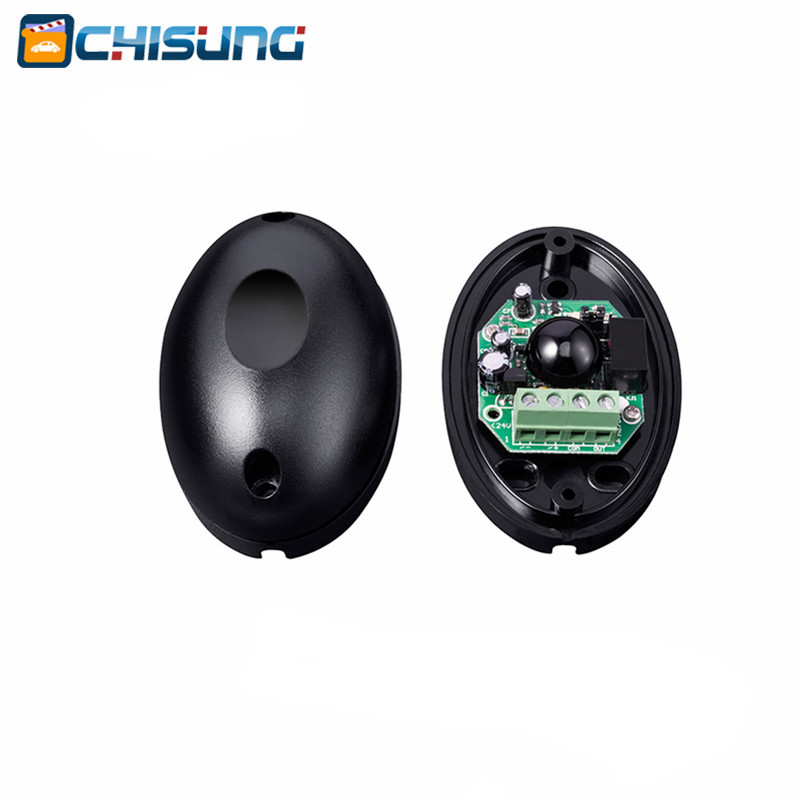 Automatic High Quality Single Infrared Beam Photocell Sensor / Foto Sensor For Garage Gate Opener