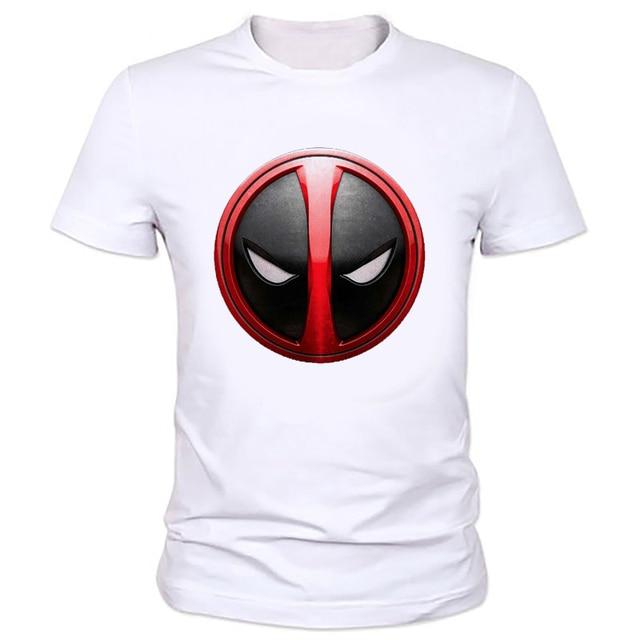 61540257 Fashion T shirt For Men Women Tops Brand Clothing Deadpool T shirt Creative  Design 3D T-shirt Funny Anime Tee Pattern W-159#