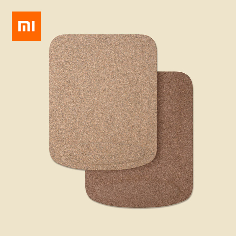 Xiaomi Mouse Pad Waterproof Skin Friendly Oak Coating Ergonomic Mouse Mat With Wrist Rest For Wired Wireless Gaming Mouse-in Mouse Pads from Computer & Office