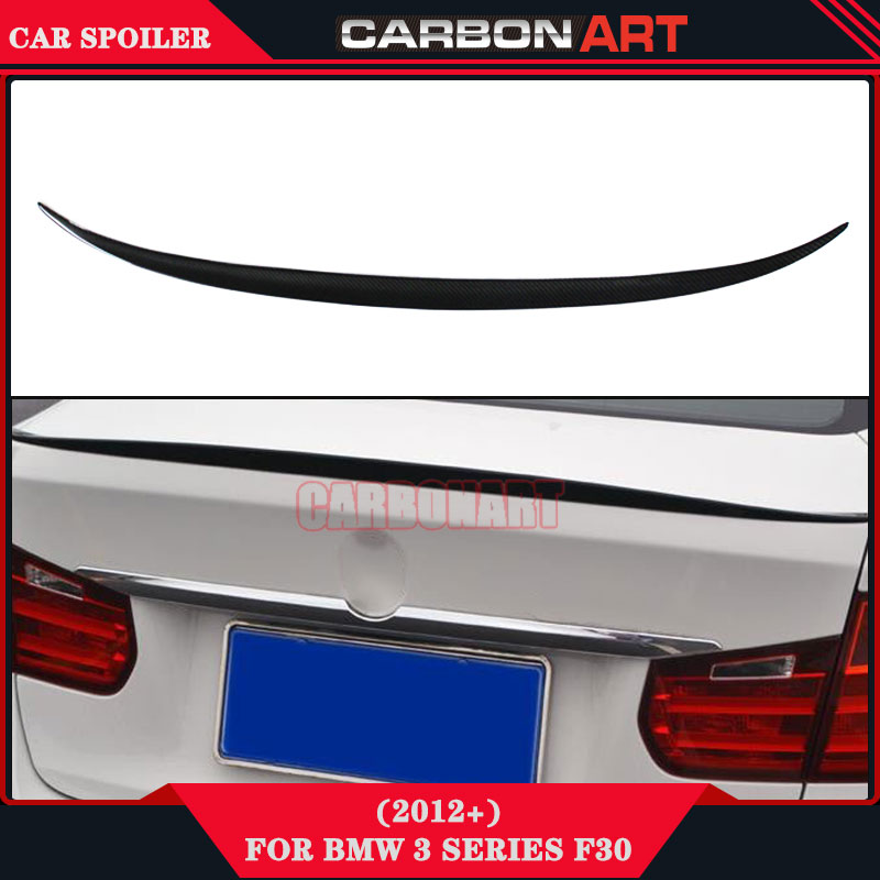 Carbon Fiber Material Rear Spoiler Wing For Bmw 3 Series