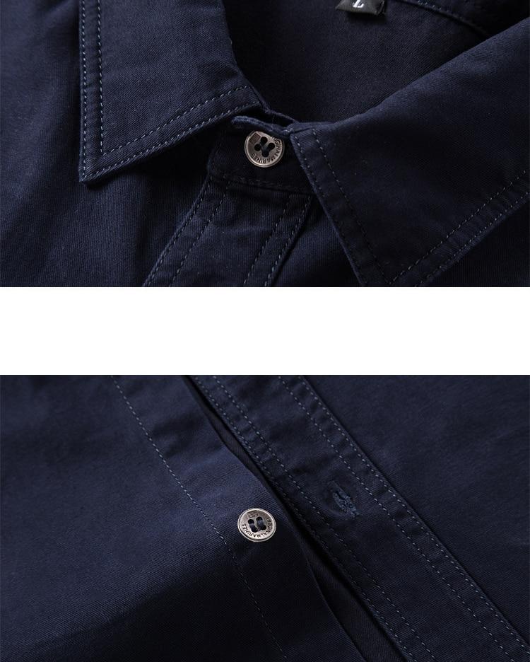 DIMUSI Summer Mens Shirts Male Army Military Camouflage Short Sleeve Cotton Shirts Men Business Shirt Brand Clothing 6XL,TA090 6
