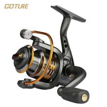 Goture Spinning Reel Metal Spool 6BB Fishing Reel For Freshwater Saltwater JS 500-6000 Series Fishing Wheel