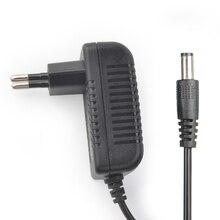 Frete grátis UE/Euro parede Plug in Saída DC 24 V 4 W 4VA AC para DC Adaptador de Alimentação de 24 Volts 4 Watt Adaptador interruptor