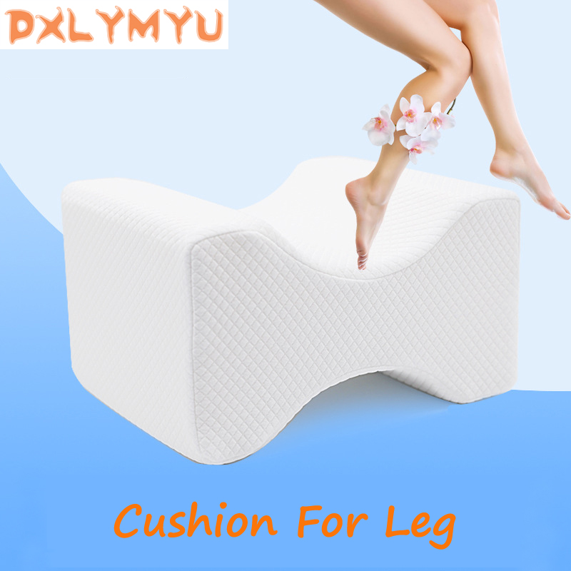Maternity Pillow Leg Knee Pregnancy Pillow Almofadas Memory Foam Cushion Sciatic Pain Relief Body Sleeping Pillow for leg in Travel Pillows from Home Garden