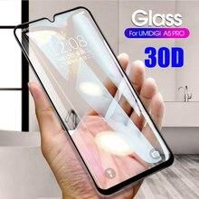 """Gertong 30D полное покрытие, стекло для UMIDIGI A5 Pro, защитный чехол для экрана, чехол для UMIDIGI A5 Pro 6,"""" A5 Pro"""