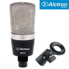 Alctron MC410 Genuine TOP performance FET condenser microphone Recording Studio microphone recording microphone cheap Computer Microphone Single Microphone Handheld Microphone Wired Cardioid