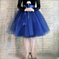 2014 puff skirt gauze half length the fairy dance adult tutu skirt customize long design modern dance princess jupe rock